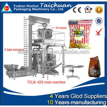 Máquina de embalagem de arroz cozido