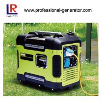 Gasolina 2kw Portable Digital Inverter Generator Tipo silencioso