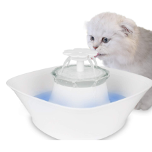Dispensador de água ultra silencioso para animais de estimação