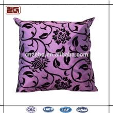 Bequeme und elegante helle Farbe Baumwolle werfen Kissen Kissen