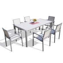 most comfortable outdoor beach furniture aluminum frame fabric beach chairs