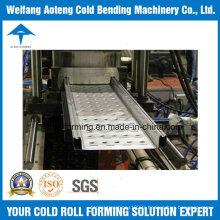 Machine de formation de rouleau de table d'échafaudage