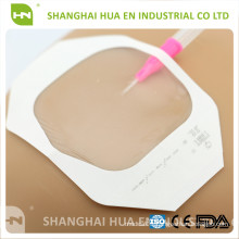 CE FDA ISO certificated Transparent waterproof medical PU wound dressing