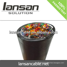 LANSAN High speed CAT3 100 pair cable CE UL ISO APPROVAL
