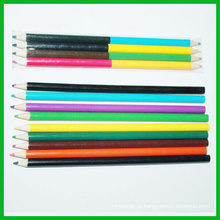 Двойной цвет карандаша HB в упаковка коробки цвета