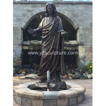 Bronze Life Size Jesus Statue For Sale