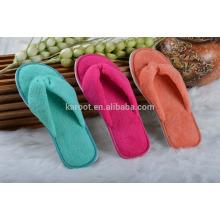 funny quiet plush indoor slipper flip-flops slipper
