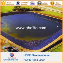 Forro da lagoa de peixes do HDPE LDPE LLDPE PVC EVA