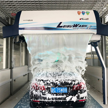 Leisuwash 360 touch machine à laver sans voiture