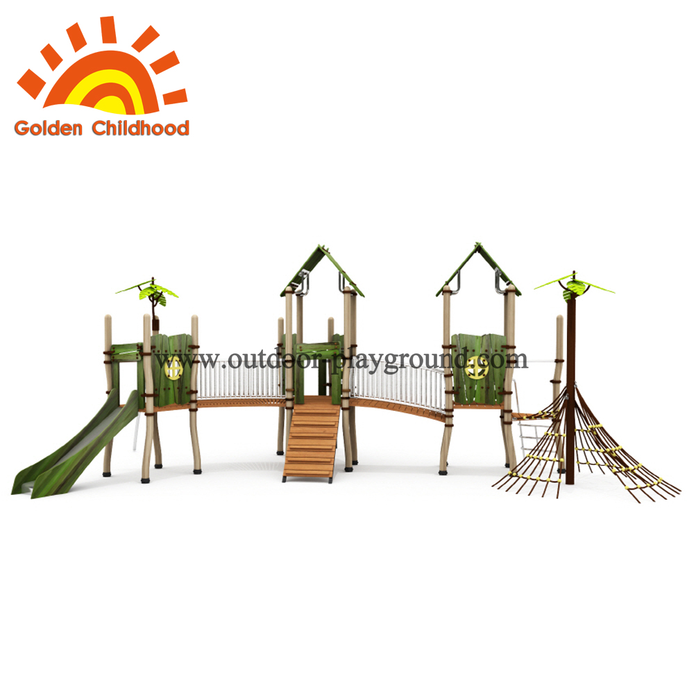 positive outdoor playground