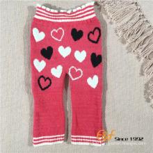 Bébé fille enfants épais chaud shorts leggings