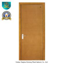 Puerta de madera compuesta sólida del estilo moderno (ds-090)