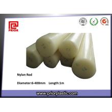 Mc Nylon Rod para uso industrial