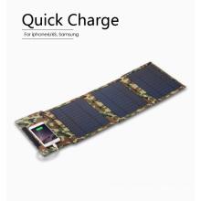 Chargeur portatif 15W de batterie de panneau solaire pour le moteur de bateau de voiture