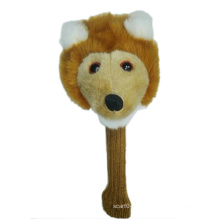 Cubierta de cabeza de animal de golf para madera de conductor (AHC-35)