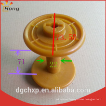Empty Plastic Bobbin For braiding machine