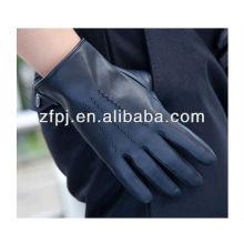 Motor Fahren Leder Handschuh Für Reiter