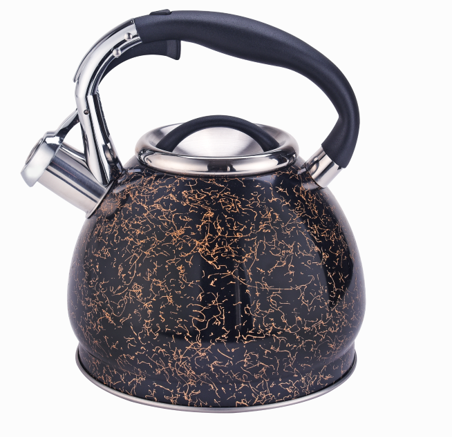 Stainless Steel Whistling Kettle Fh 518