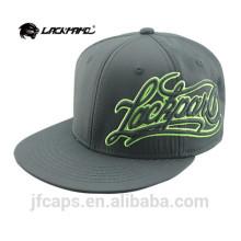 fashion custom 6 panel snapback cap/hat