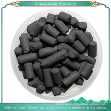 Commercial Extruded Coal Based Activated Carbon Activated Charcoal