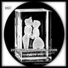 cristal de casamento D357
