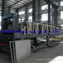 Máquina formadora de rollos Bh-1200-830