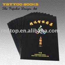 Achat chaud! Novelty Supply Professional Tattoo Flash Book