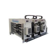 Fully Automatic Lead Edge Feeder Corrugated Box Making Flexo Printer Slotter Machine / Flexo Printing Slotting Machine