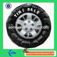 Rueda inflable de la rueda / rueda inflable del hámster para la venta