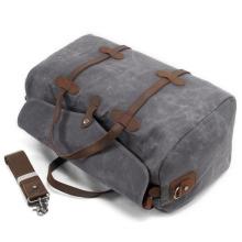 2032 Large Shoulder Strap Travel Tote Luggage Business Garment Overnight Bag