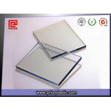 Folha de policarbonato claro extremamente durável (PC)