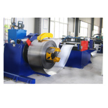 Máquina formadora de rollos de bandeja de cable de alambre eléctrico