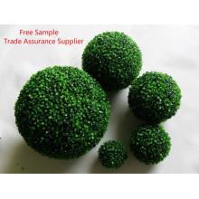 Grass Ball dekorative Kunststoff Kunstrasen Ball