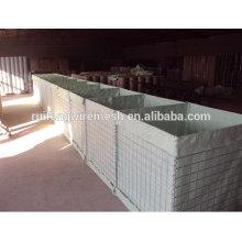 Gabion / Hesco Barriere / Steinkorb Wand Hersteller, Lieferant