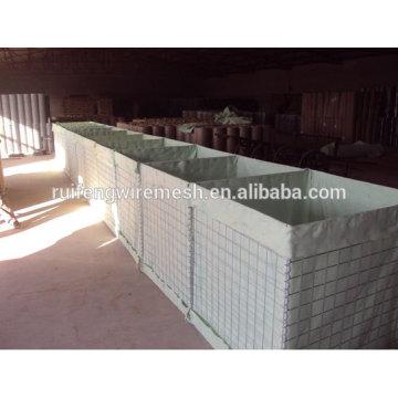 Gabion / Hesco Barrier / Stone Basket Wall Fabricante, Proveedor