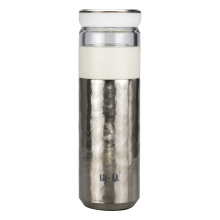 xícara de café reutilizável térmica