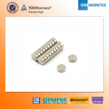 D10*4mm N42 Neodymium Magnet