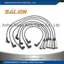 Câble d'allumage / fil de connexion Saprk pour Audi (ZEF1218 et 437998031B et ZEF612)