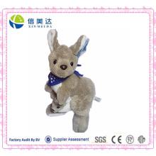 Australia Kangaroo Small Size Plush Soft Toy