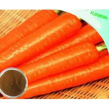 Натуральный растительный экстракционный редис с 1% -98% бета-каротина