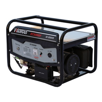 2KW Portable Gas Powered Energy Generator