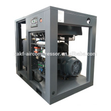 High quality 75hp industrial screw air compressor with 55kw
