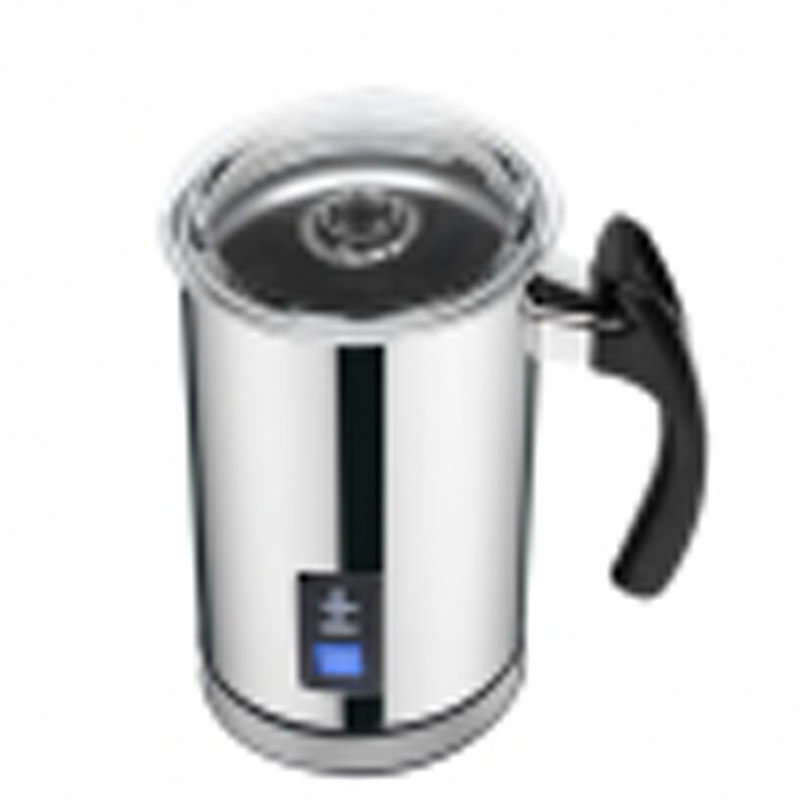 Automatic Capsule Coffee Machine with Milk Frother 4