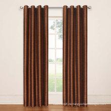 Blackout 100% Polyester Fenstervorhänge