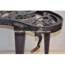 паровой панк шестерни коленчатого стол почки рабочий стол