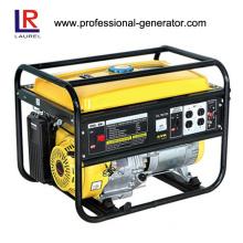 Gerador de gasolina portátil de 5kw para venda