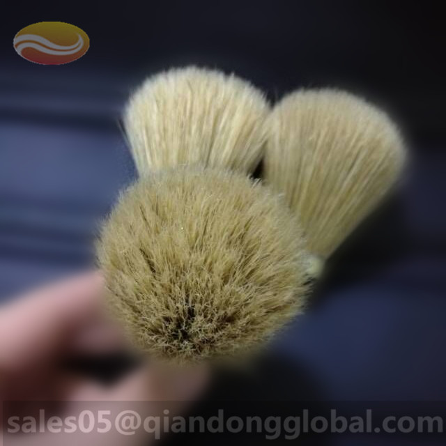 Hog Bristle Shaving Brush Knot