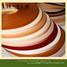 Mobilier en bois massif et en bois de grain PVC Edge Band