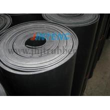 Резиновый лист для вставки ткани, Резиновый лист с вставкой слоев, Резиновая обшивка
