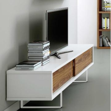 Kaufen Sie Pop Up Wooden Furniture TV Cabinet